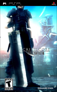 Crisis Core Final Fantasy 7 - 00