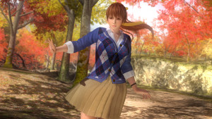 DOA5U_GroupB_Stage_FOREST&kasumi_Enter