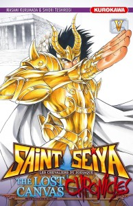 Saint Seiya Chronicles 5