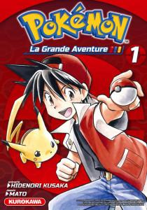 Pokemon La Grande aventure 1