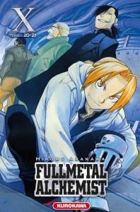 FullMetal Alchemist X