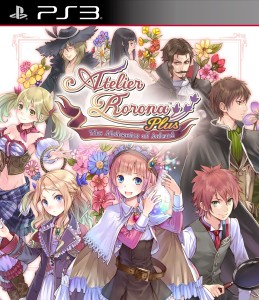 PS3 Packshot - Atelier Rorona Plus