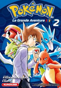 Pokemon La Grande aventure 2