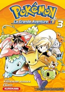 Pokemon La Grande aventure 3