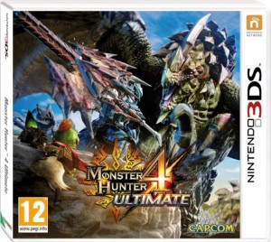 Monster Hunter4U