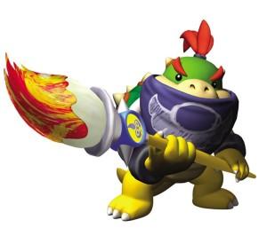 Mario - Bowser Jr