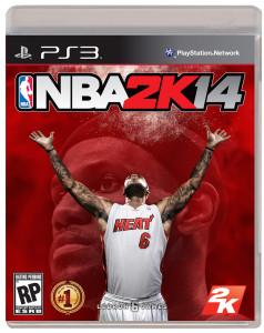 NBA 2K14 box-art