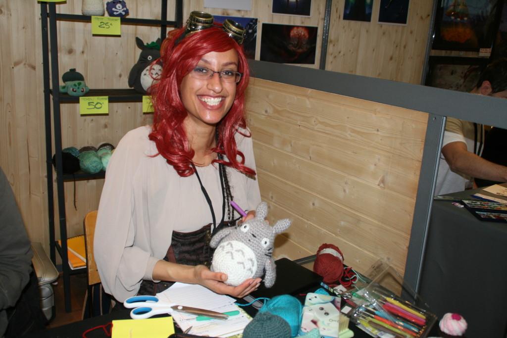 Alex au Crochet... Quand le crochet offre de jolis objets de laine pour les fans de jeux vidéo...
