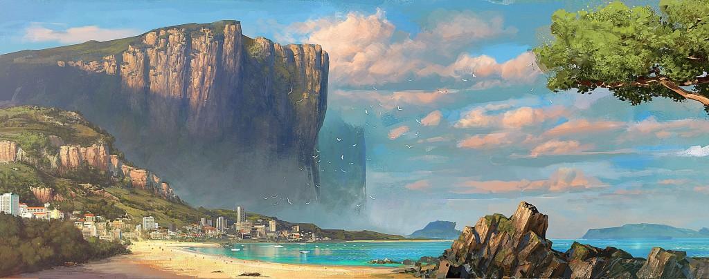 Coastline Concept