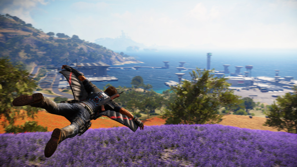 Wingsuit lavender fields1