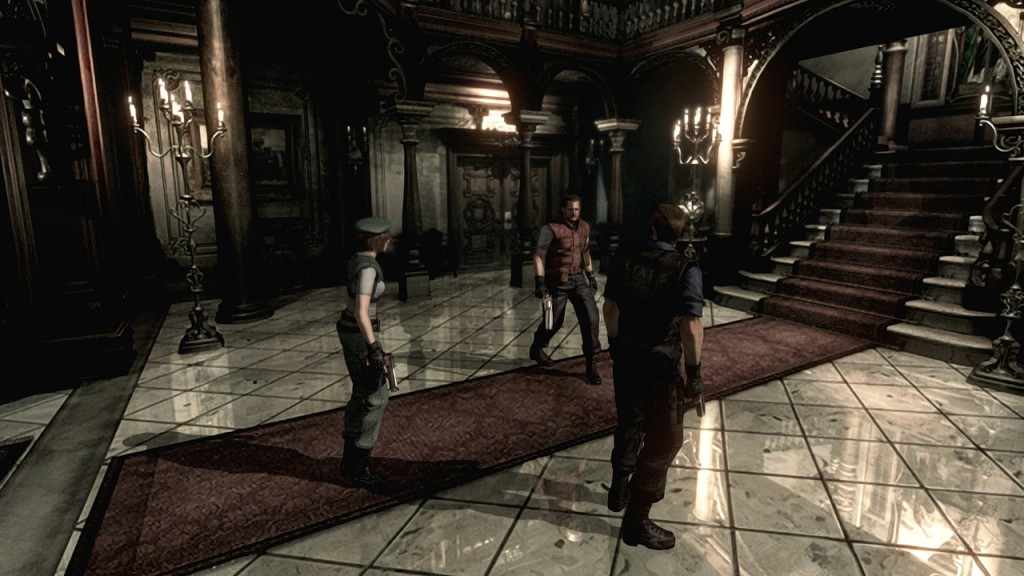 Resident Evil HD Remaster (5)
