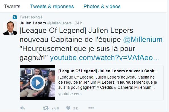 Julien Lepers (@JulienLepers) Twitter - Google Chrome