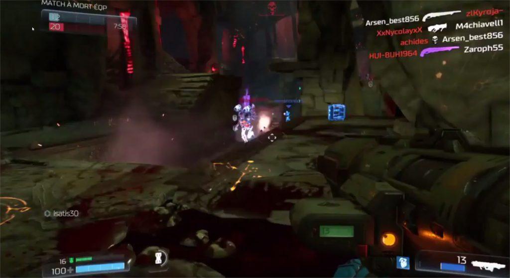 Previewdéo d#3 - Beta de Doom (v2) - YouTube - Google Chrome