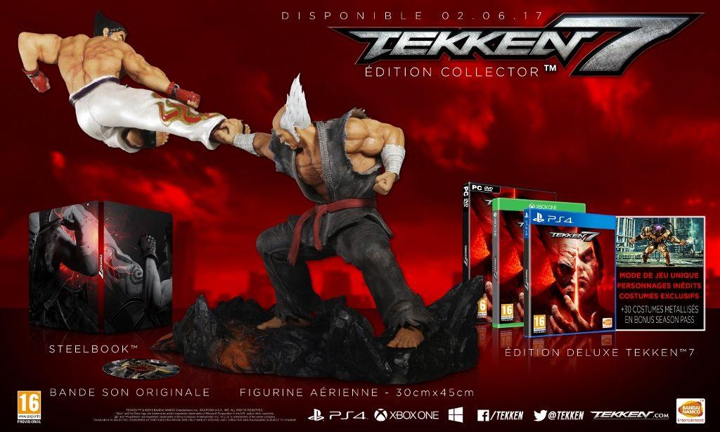 Tekken 7 collector