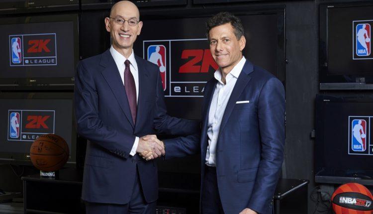 NBA et Take-Two annoncent la NBA 2K eLeague