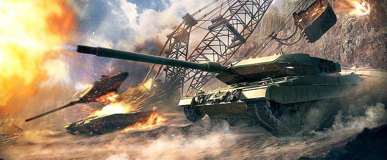Tanks Reloaded : c'est Noël avant l'heure dans Armored Warfare