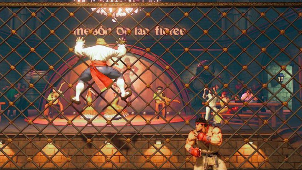 Street Fighter V Espagne