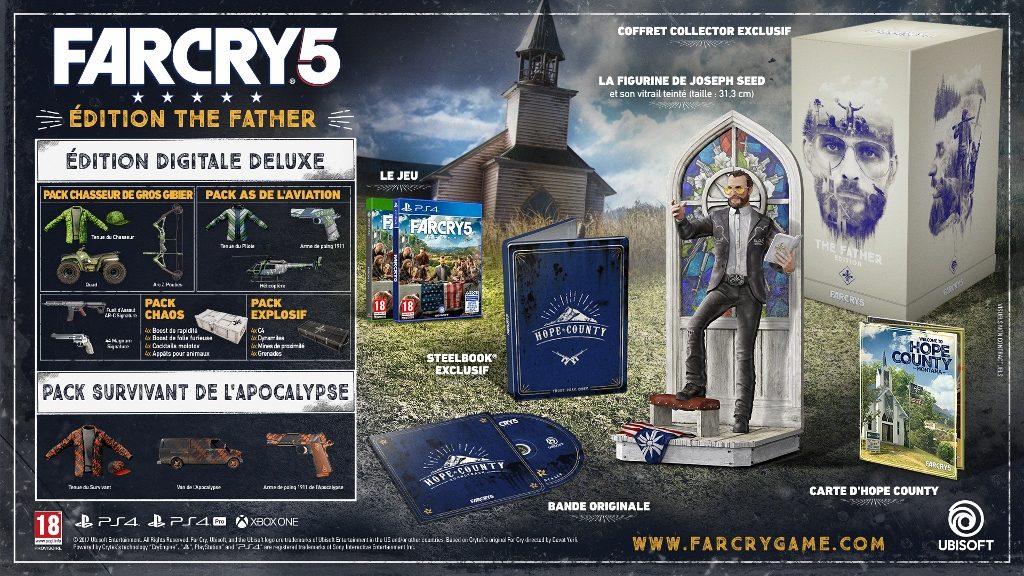 collector Far Cry 5