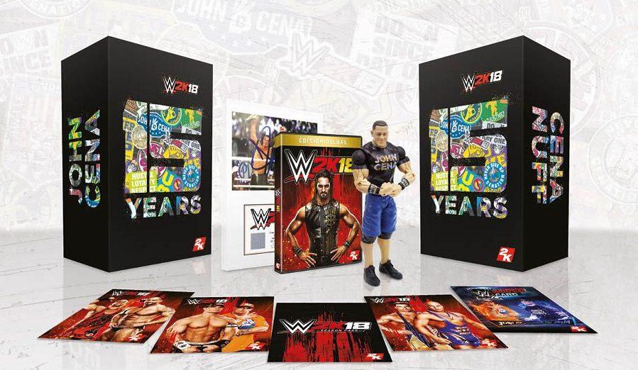 Cena WWE 2K18