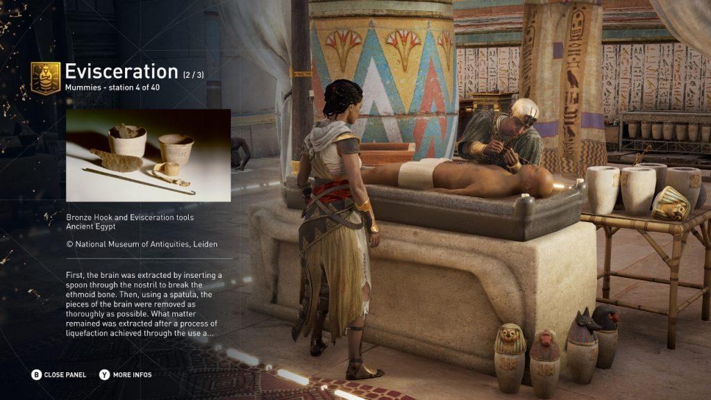Discovery Tour Assassin's Creed Origins