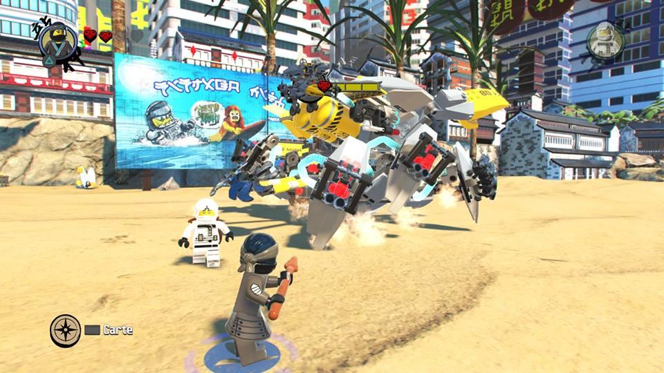 Jeux de ninjago l ombre de ronin great lego ninjago shadow of ronin official launch trailer - Jeu ninjago gratuit ...