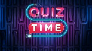 It's Quiz Time test