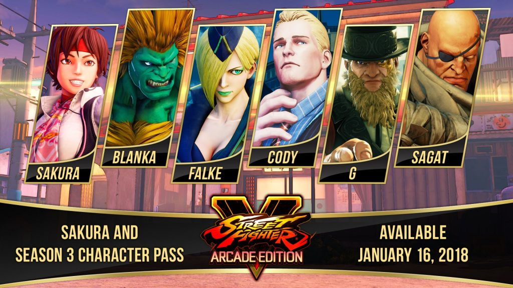 Arcade Edition Street Fighter V