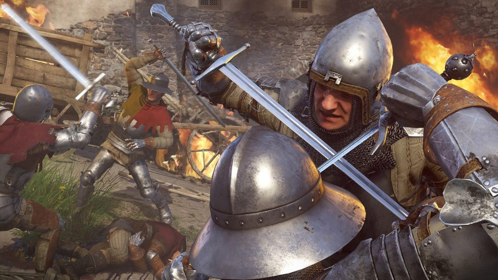 trailer de lancement Kingdom Come Deliverance