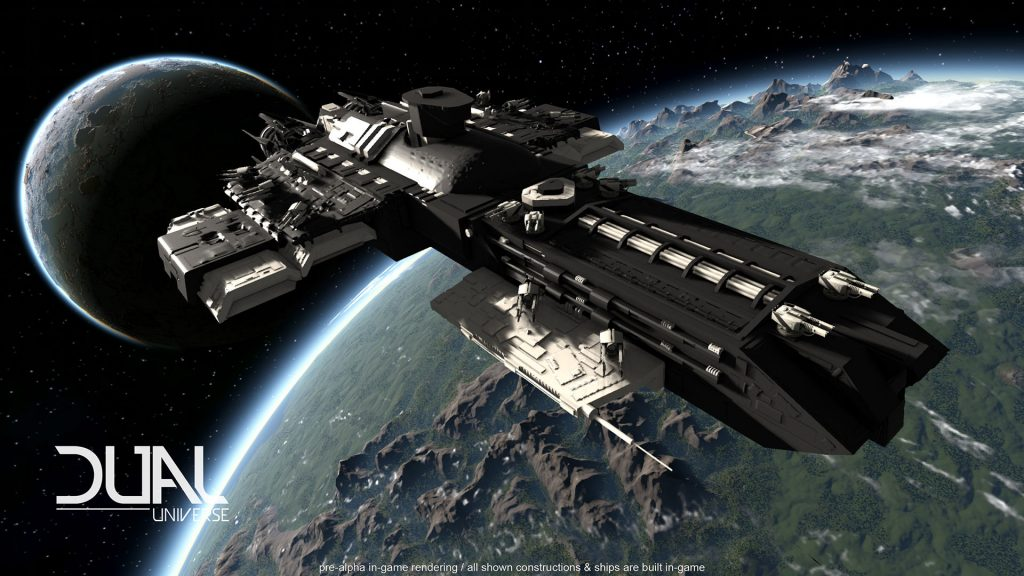 Novaquark Dual Universe