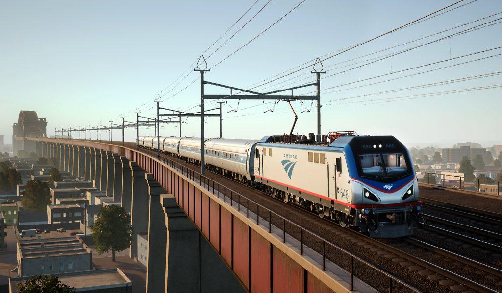 Train Sim World Northeast Corridor
