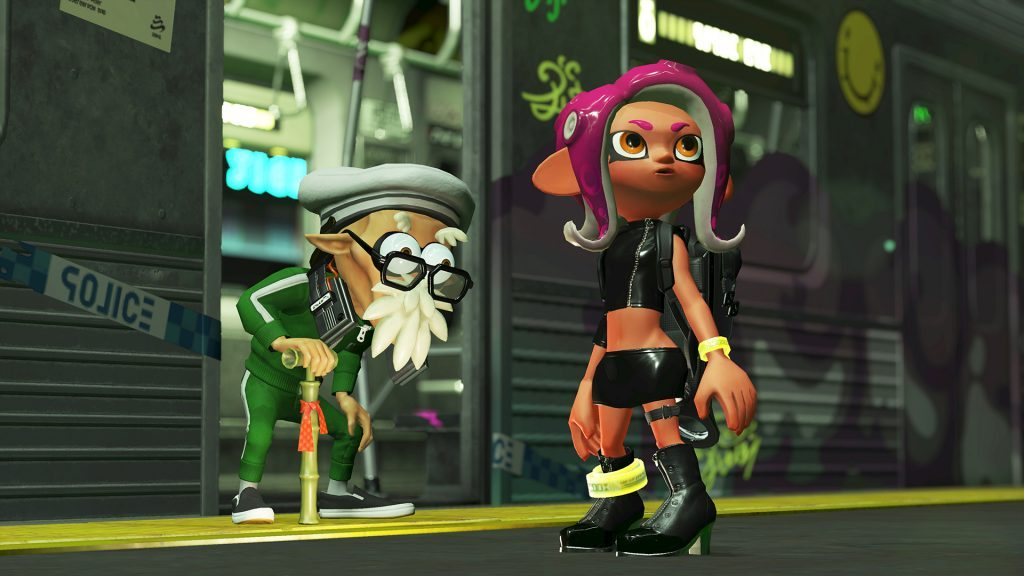 Octo Expansion Splatoon 2
