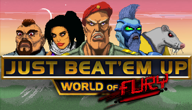 World of Fury