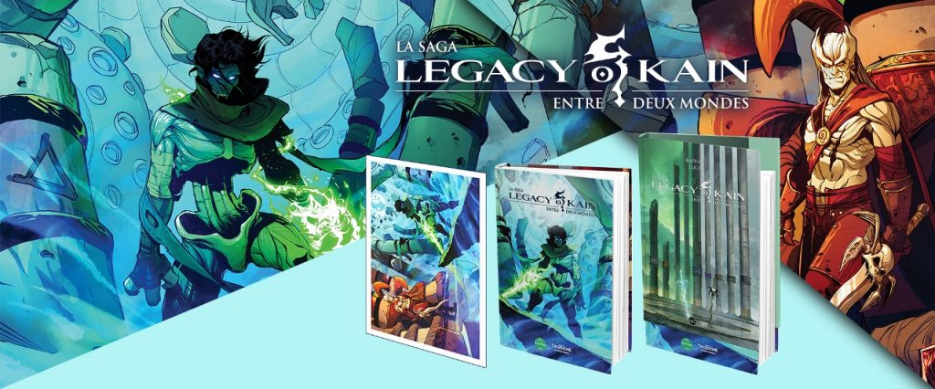 Legacy of Kain Third Editions