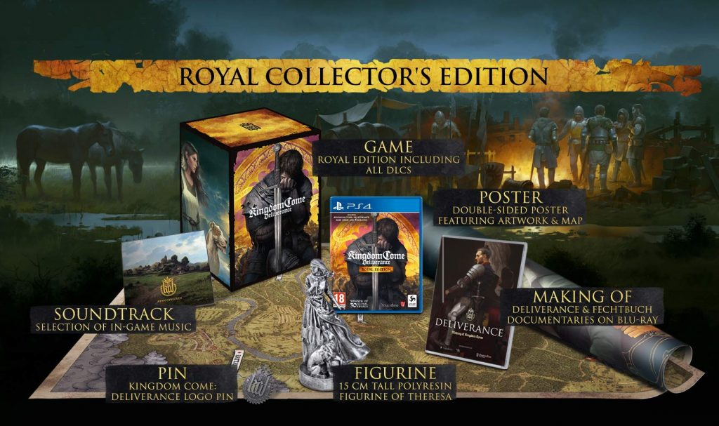 Royale Collectors Edition Kingdom Come Deliverance