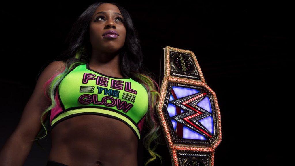 Naomi WWE 2K20