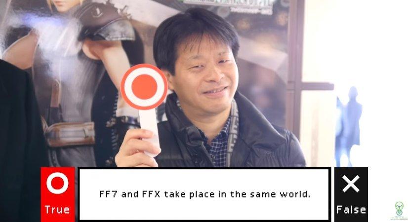 Final Fantasy Kitase