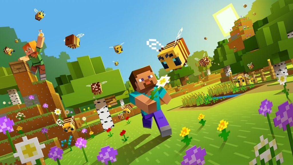 Dans La Peau Du Personnage De Steve Minecraft Level 1