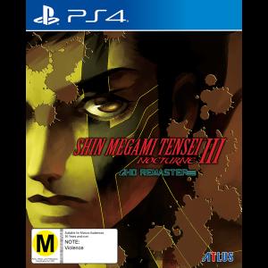 Shin Megami Tensei III HD Remaster