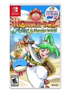 Wonder Boy : Asha in Monster World