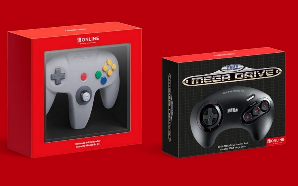N64 Megadrive